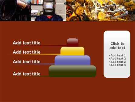 Welding PowerPoint Template Slide 8