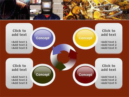 Welding PowerPoint Template Slide 9