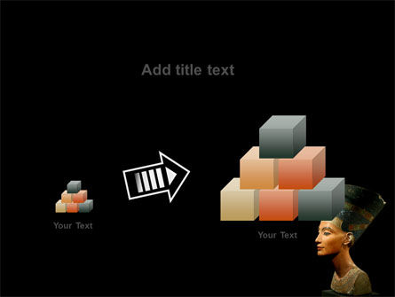 Nefertiti PowerPoint Template Slide 13