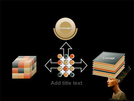 Nefertiti PowerPoint Template Slide 19
