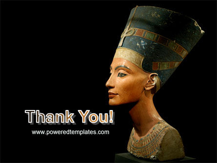 Nefertiti PowerPoint Template Slide 20