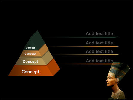 Nefertiti PowerPoint Template, Slide 4, 05189, Education & Training — PoweredTemplate.com