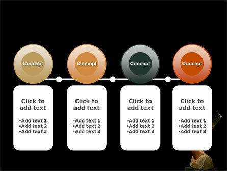 Nefertiti PowerPoint Template Slide 5