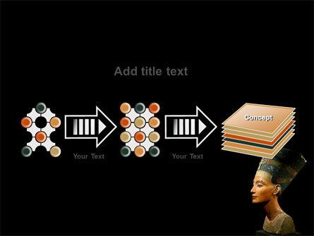 Nefertiti PowerPoint Template Slide 9
