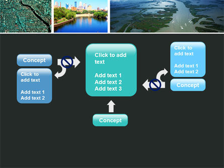 Mississippi River PowerPoint Template Slide 13