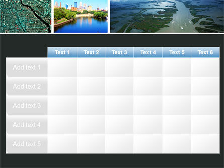 Mississippi River PowerPoint Template Slide 15