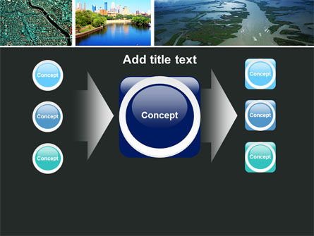 Mississippi River PowerPoint Template Slide 17