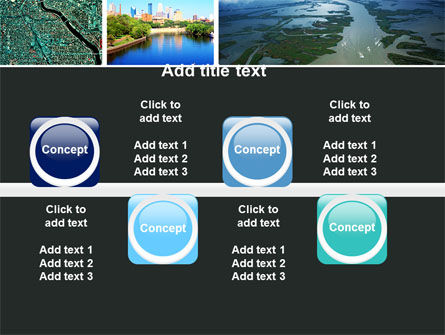 Mississippi River PowerPoint Template Slide 19