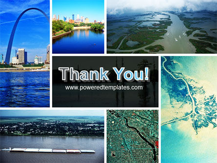 Mississippi River PowerPoint Template Slide 20