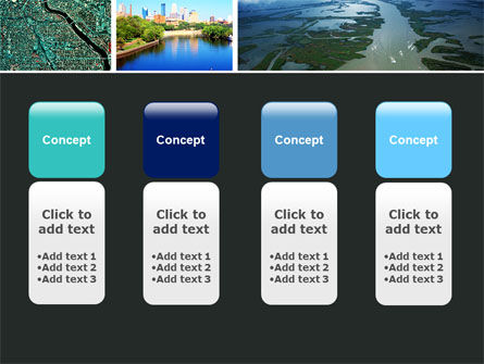 Mississippi River PowerPoint Template Slide 5