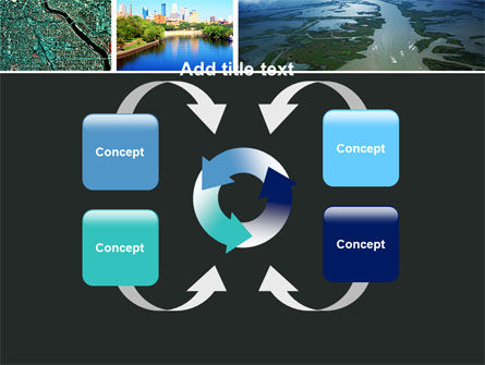 Mississippi River PowerPoint Template Slide 6