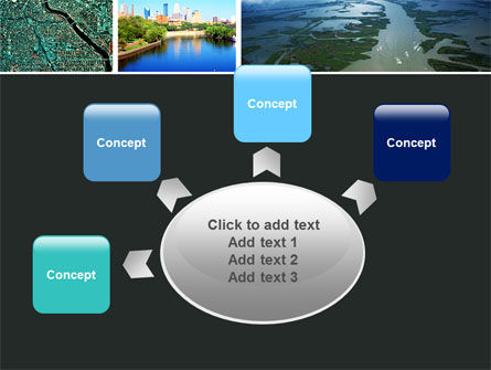 Mississippi River PowerPoint Template Slide 7