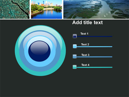 Mississippi River PowerPoint Template Slide 9