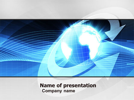 Global Interactive PowerPoint Template