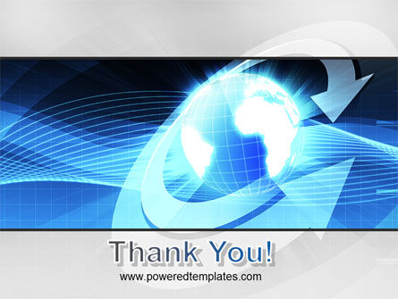 Global Interactive PowerPoint Template Slide 20