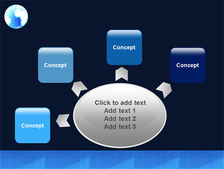 Global Interactive PowerPoint Template Slide 7