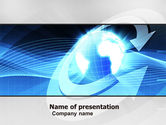 Global: Global Interactive PowerPoint Template #05197