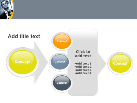Distress In Gray Color PowerPoint Template Slide 17