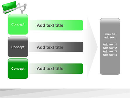 Letter PowerPoint Template Slide 12