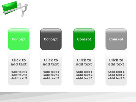 Letter PowerPoint Template Slide 5