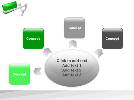 Letter PowerPoint Template Slide 7