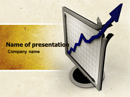 Diagram Of Rise PowerPoint Template