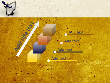 Diagram Of Rise PowerPoint Template Slide 14
