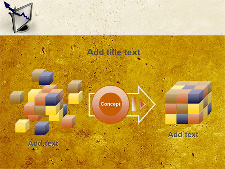 Diagram Of Rise PowerPoint Template Slide 17