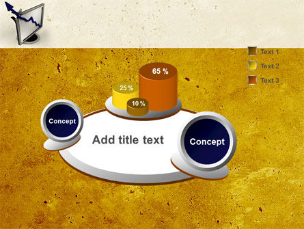 Diagram Of Rise PowerPoint Template Slide 6