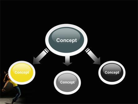 Modern Dance PowerPoint Template Slide 4