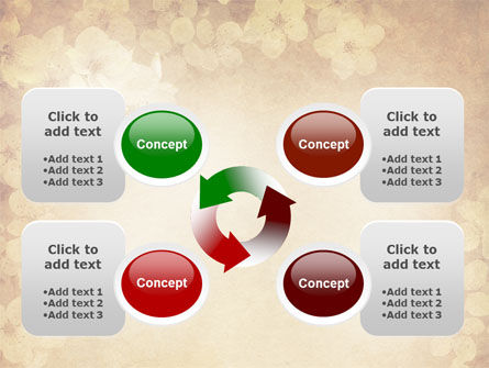 Red Roses Card PowerPoint Template Slide 9