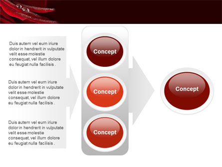 Rosebud PowerPoint Template Slide 11