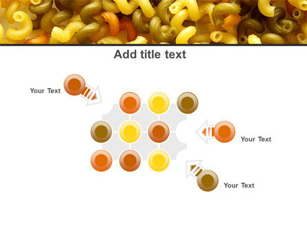 Macaroni PowerPoint Template Slide 10