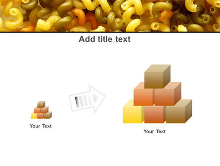 Macaroni PowerPoint Template Slide 13