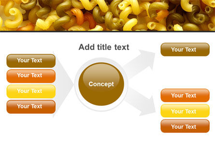 Macaroni PowerPoint Template Slide 15