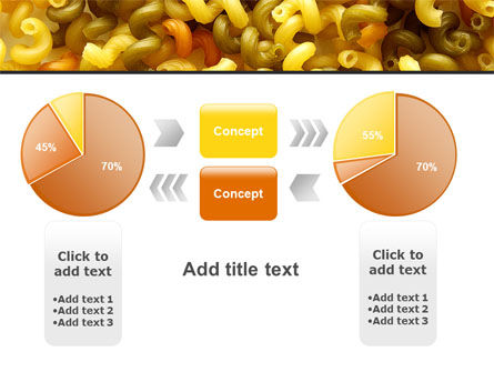 Macaroni PowerPoint Template Slide 16
