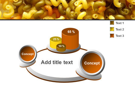 Macaroni PowerPoint Template Slide 6