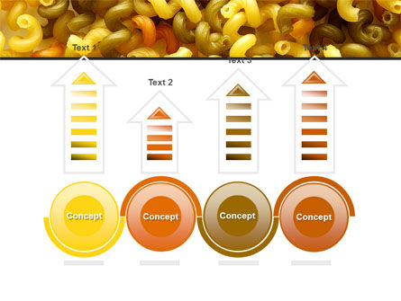 Macaroni PowerPoint Template Slide 7