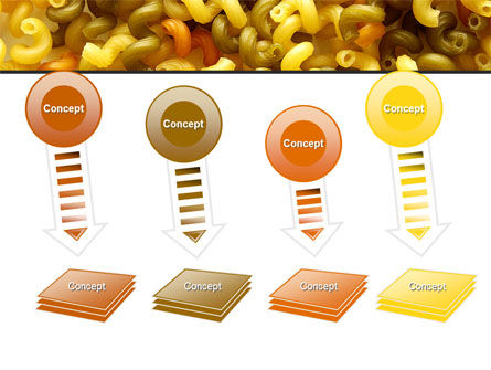 Macaroni PowerPoint Template Slide 8