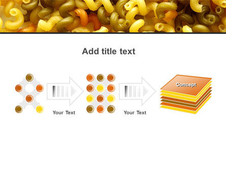 Macaroni PowerPoint Template Slide 9