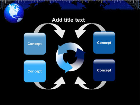 Global Scale PowerPoint Template Slide 6