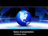 Global Scale PowerPoint Template#1