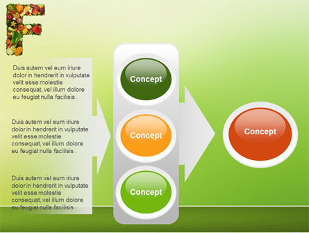 Food PowerPoint Template Slide 11
