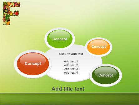 Food PowerPoint Template Slide 16