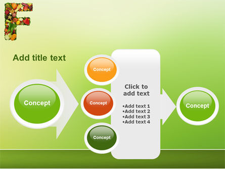 Food PowerPoint Template Slide 17