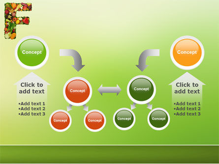 Food PowerPoint Template Slide 19