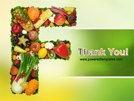 Food PowerPoint Template Slide 20