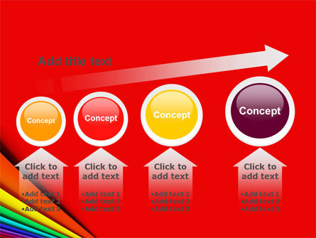 Colors PowerPoint Template Slide 13
