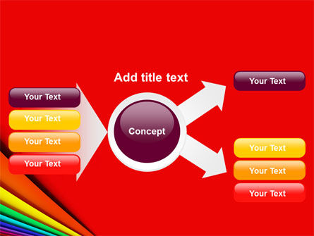 Colors PowerPoint Template Slide 14