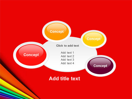 Colors PowerPoint Template Slide 16
